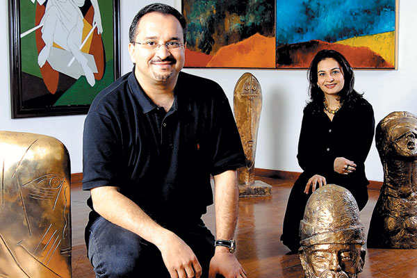 Dinesh and Minal Vazirani