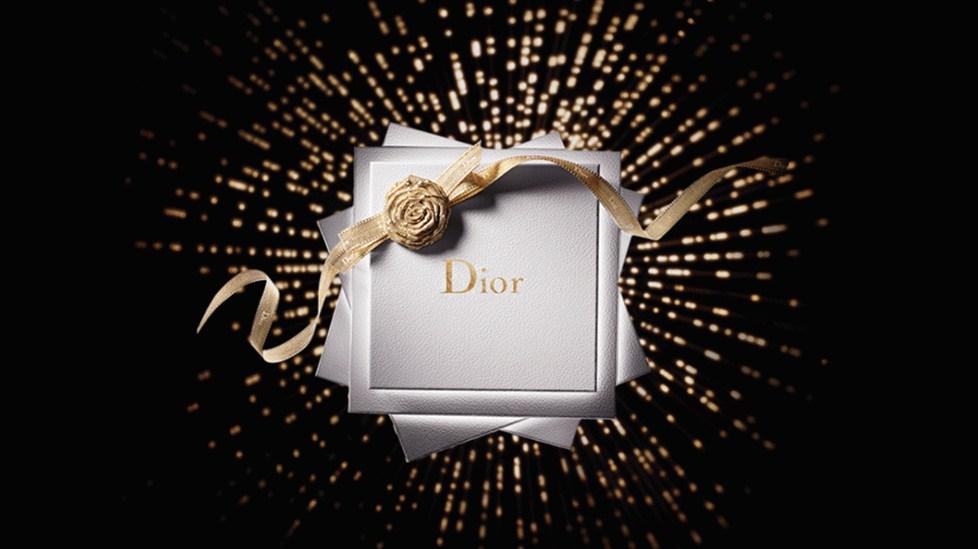 Dior Holiday Lights, luxury, brand. Christian Dior, Art of Gifting, Holiday campaign. christmas 2015