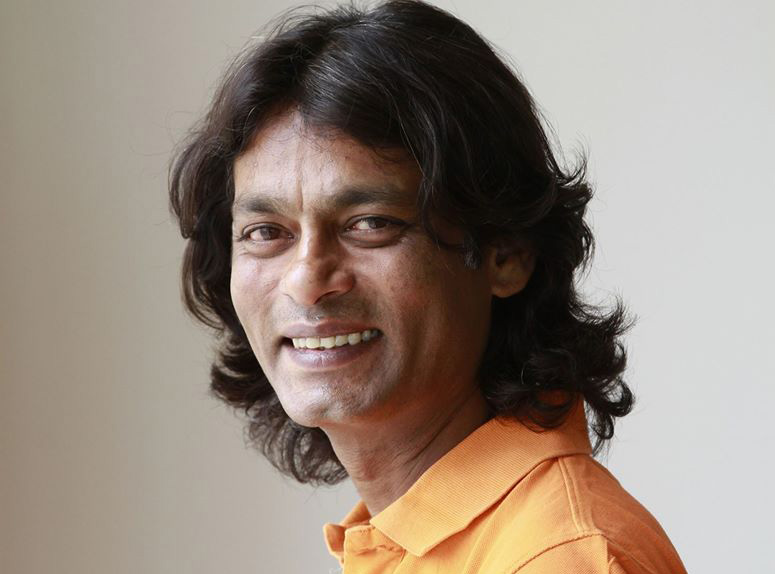 Author and journalist Avirook Sen