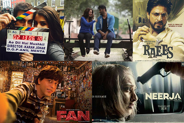 Indian Films 2016, Bollywood movies to look forward to in 2016