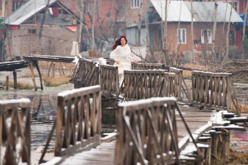 Katrina Kaif in Fitoor