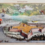 Artwork by Pala Pothupitiye for Sri Sri Lanka at Tarq, Mumbai