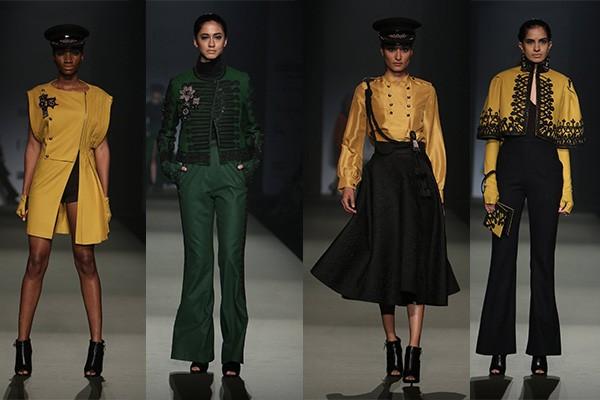Pankaj & Nidhi, Indian designer, fashion, Amazon India Fashion Week 2016, Autumn Winter 2016