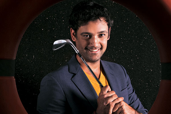 Rehan Poncha, Ace swimmer and Arjuna Award winner