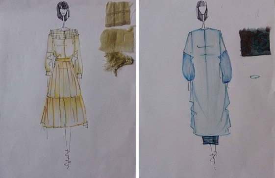 Anavila Misra, Indian designer, fashion, Amazon India Fashion Week 2016, Autumn Winter 2016