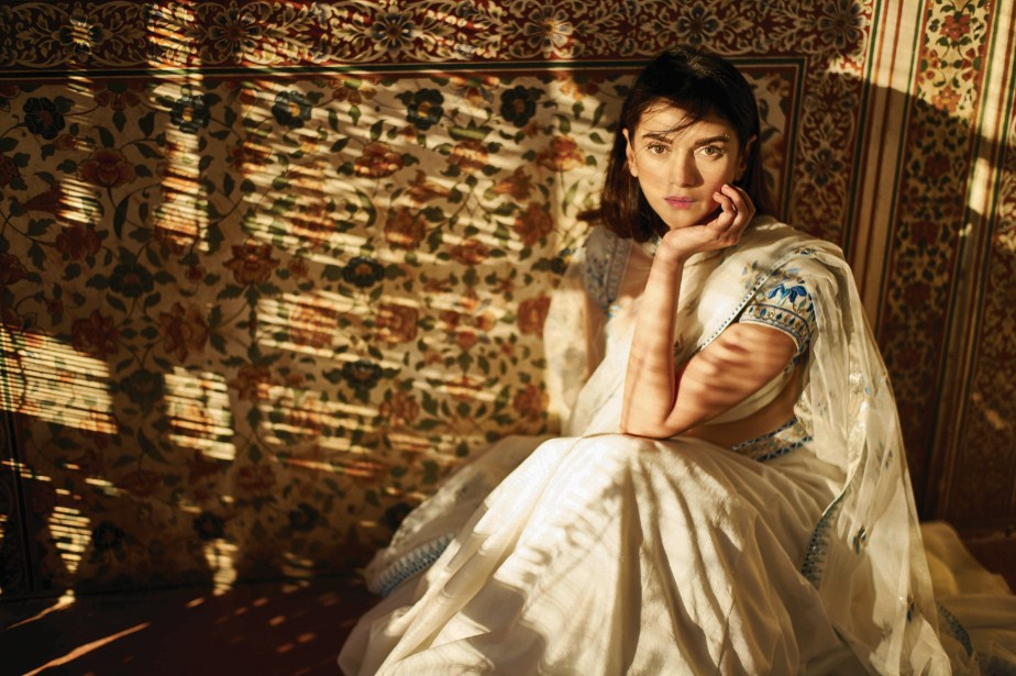 Anita Dongre, Aditi Rao Hyadri, summer campaign, Indian wear, fashion
