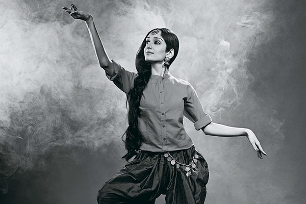 Arushi Mudgal, Dancer