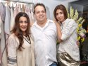 Amrita Singh, Sandeep Khosla, Shweta Bachchan Nanda
