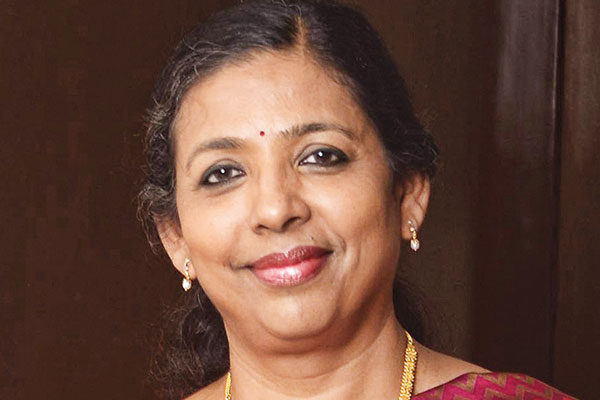 Alice G. Vaidyan, Chairman-Managing Director of the state-owned national reinsurer General Insurance Corporation of India (GIC Re)
