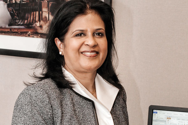 Alka Banerjee, Managing Director, Product Management at S&P Dow Jones Indices