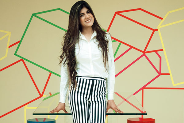 Ananya Birla, Chairperson and Director, Svatantra Microfin