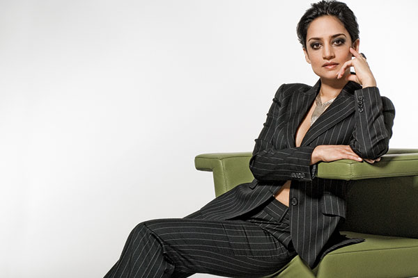 Archie Panjabi, British Actress