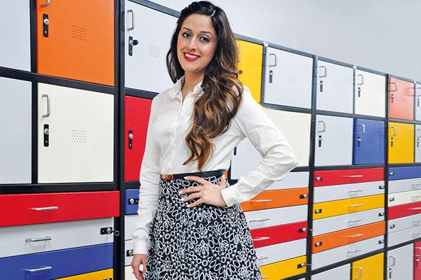 Radha Kapoor, Founder and Executive Director, ISDI
