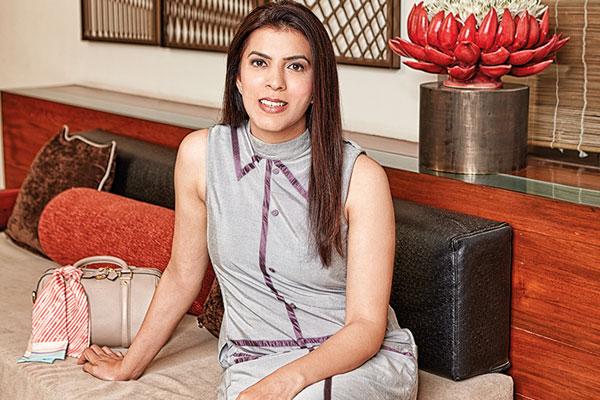 Reena Saini Kallat, Artist