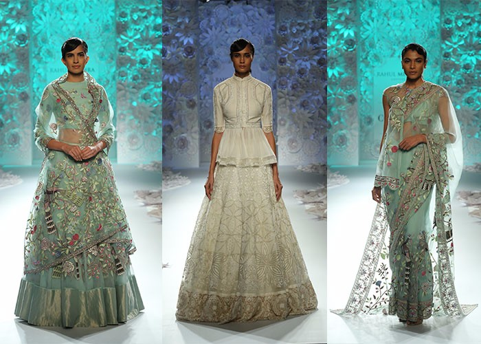Rahul Mishra, India Couture Week 2016, fashion, runway, bridal couture