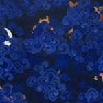 Behind The Clouds, Manjunath Kamath, artist, Indian art, miniatures