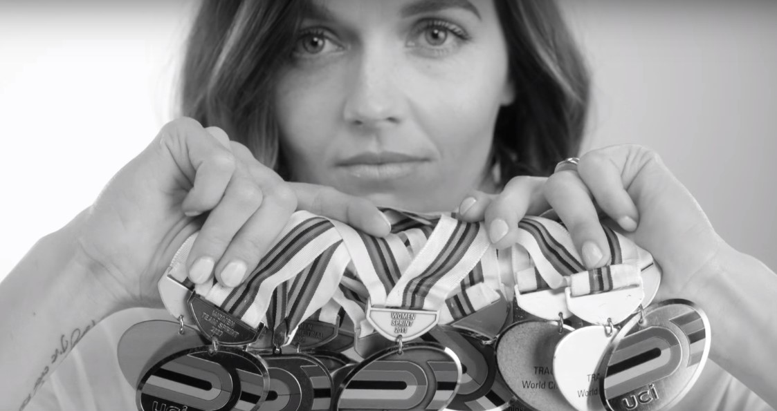 Victoria Pendleton, clinique, difference maker campaign, olympics