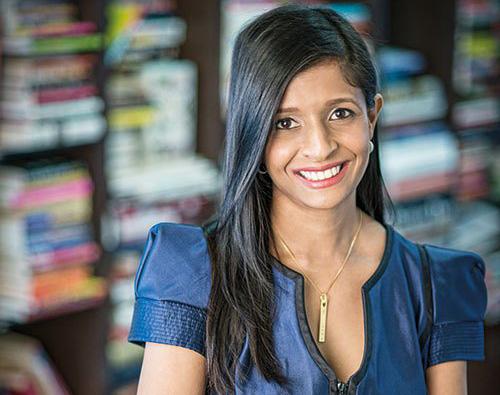 Aishwarya Pathy, Co-founder of India Design Forum (IDF)