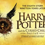 Harry Potter and the Cursed Child, Harry Potter, book, theatre, J.K Rowling