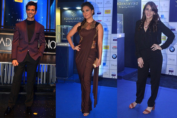 Joya Luxury Shopping Event in Mumbai, Hrithik Roshan, Farak Khan Ali, Lara Dutta