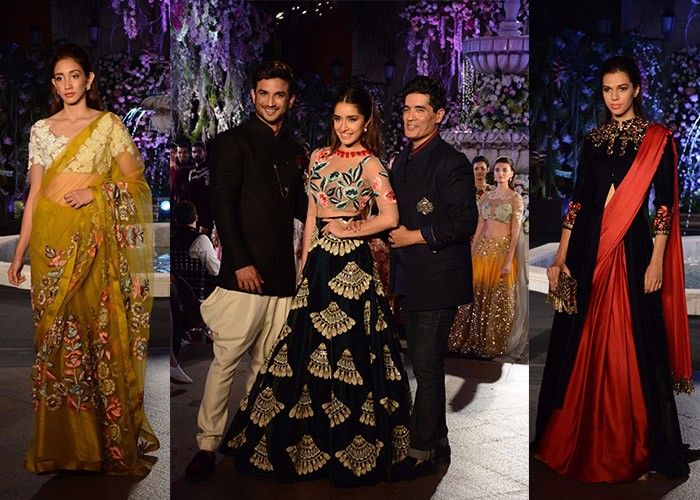 Manish Malhotra, Lakme Fashion Week Winter Festive 2016, Fashion, Runway