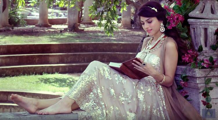 Jaipur Jewels, Myga campaign, jewellery, fine jewellery, luxury, bridal collection
