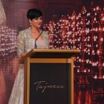 Mandira Bedi at the launch of Tajness in Mumbai