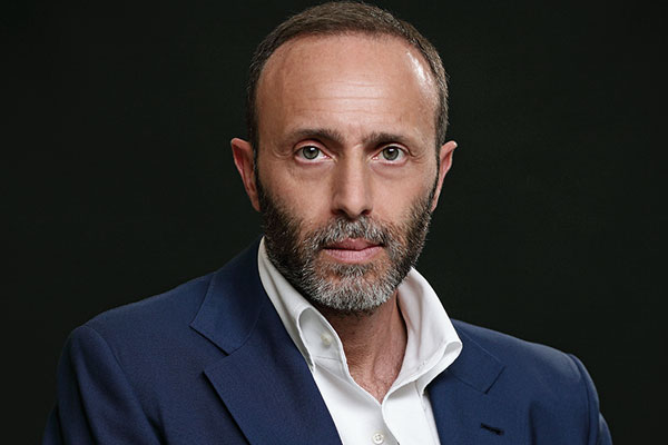 Fabio Salini, Jewellery Designer, Rome, winner of the Talent de l'Originalite