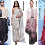 Fashion, Lakme Fashion Week, Winter/Festive '16 edition, Blazer jackets, shirt blouses and belted waists