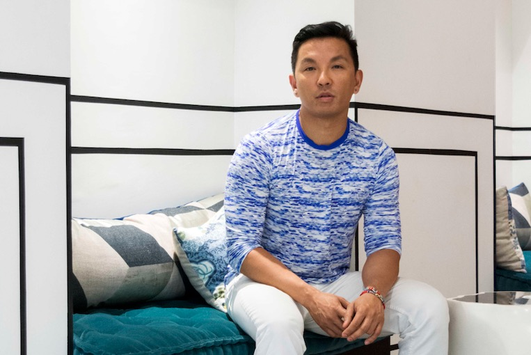 Prabal Gurung , designer, india, le mill