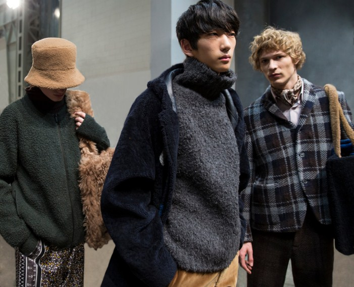 Fendi's Autumn/Winter '16 line, menswear, fashion