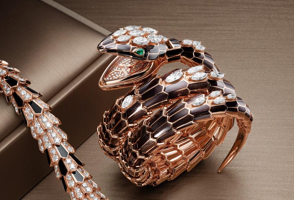 Serpenti , Bulgari, jewellery, watches