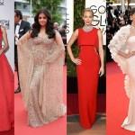 International red carpet, fashion,
