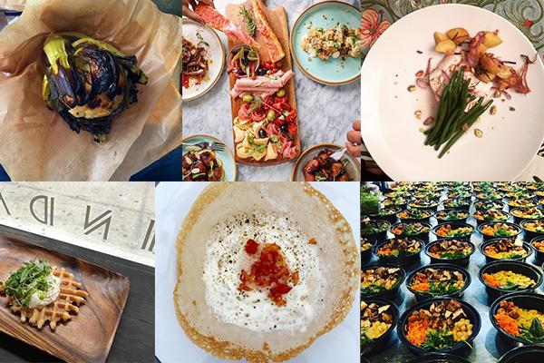 year in food by abhishek honawar, woodside inn, inday