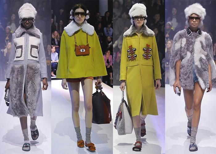 Anya Hindmarch, London Fashion Week AW17, London Fashion Week, Best Shows, Fashion, Runway,