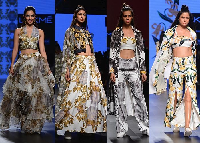 Farah Sanjana, Lakme Fashion Week, Lakme Fashion Week Summer Resort 2017, Designer, Fashion,