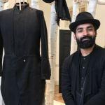 Featured image, Antar Agni, Ujjawal Dubey, London Fashion Week, London Fashion Week AW17, International Fashion Showcase, Designers, Fashion,