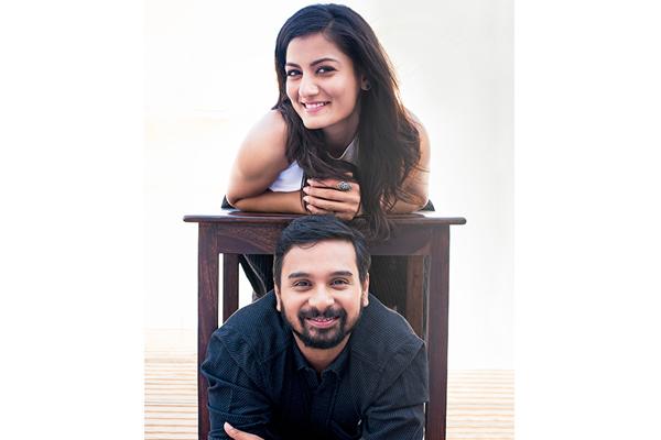 Actors Shruti Vyas and Namit Das, Wake Up Sid, Monsoon Wedding, Sumit Sambhal Lega, I Don't Like It As You Like It