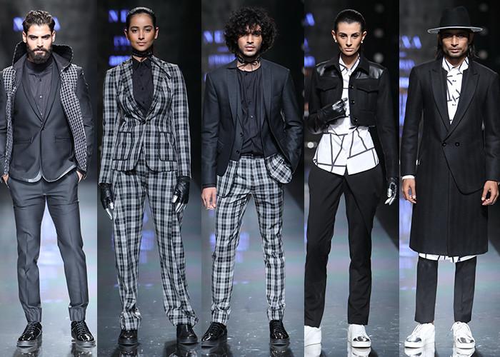 Dhruv Vaish, Amazon India Fashion Week Autumn Winter 2017, Amazon India Fashion Week, AIFW, Fashion, Designer,