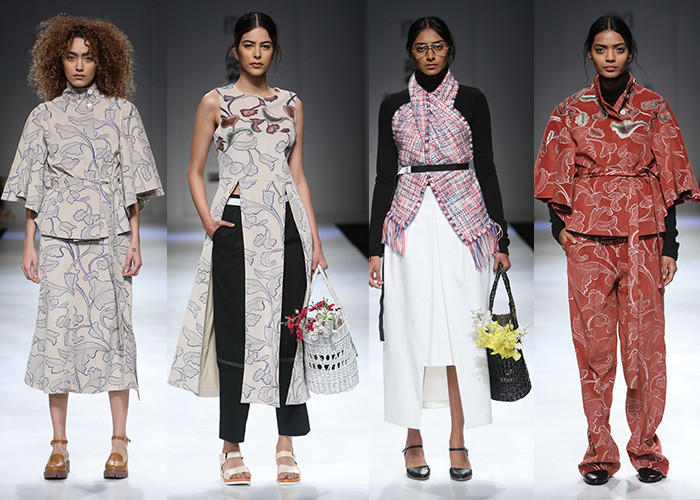 Munkee See Munkee Doo. Amazon India Fashion Week, Amazon India Fashion Week Autumn Winter 2017, Designers, Fashion,