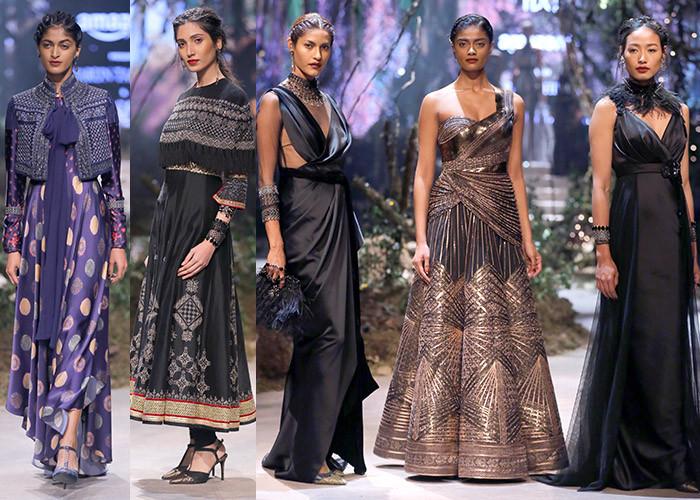 Day 4: Amazon India Fashion Week Autumn Winter 2017