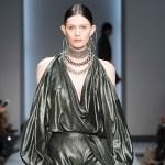 metallic trend, indian runway, trends