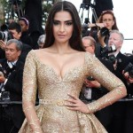Sonam Kapoor, Elie Saab, Day 6, Cannes 2017, Fashion, Red Carpet, Celebrities,
