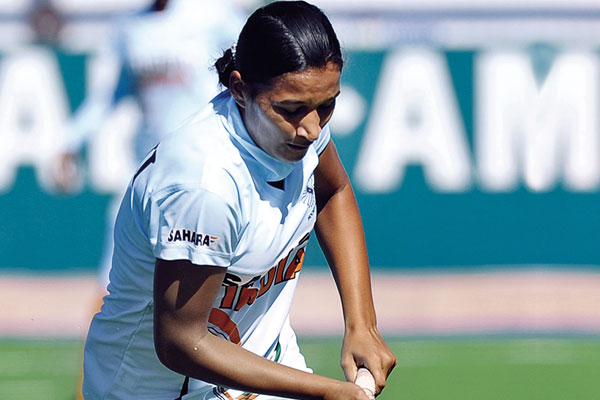 Rani Rampal, Hockey Player