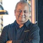 Chef Hemant Oberoi, Taj group of hotels, Yantra