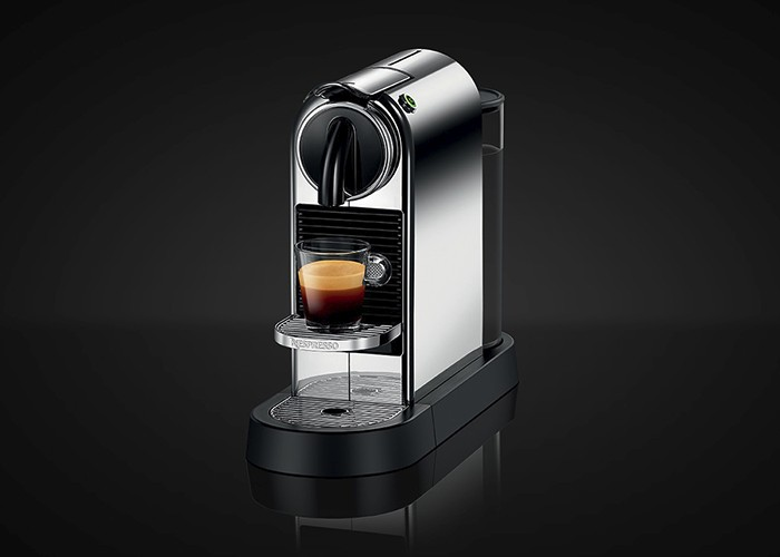 Nespresso Citiz coffee maker, Father's Day, Gifting,