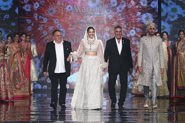 Abu Jani & Sandeep Khosla, Sonam Kapoor, Indian Weddings, Fashion, Style