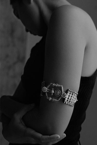Lara Morakhia, Bungalow 8, Jewellery, Art, Maithili Ahluwalia, Designer, Collaboration,