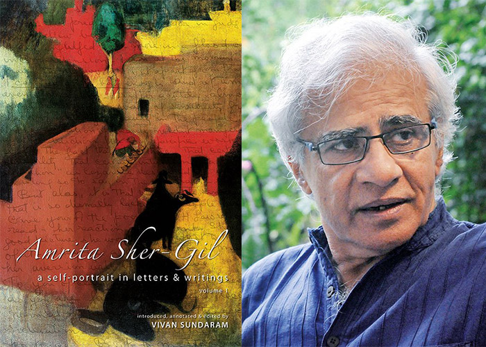 Amrita Sher-Gil: A Self-Portrait In Letters And Writings, Introduced, Annotated and Edited by Vivan Sundaram, Tulika Books