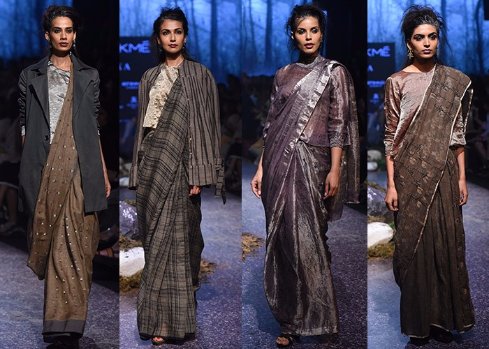 Anavila, Lakme Fashion Week, Day 2, Sustainable Fashion, Lakme Fashion Week Winter/Festive 2017, Fashion, Designers,